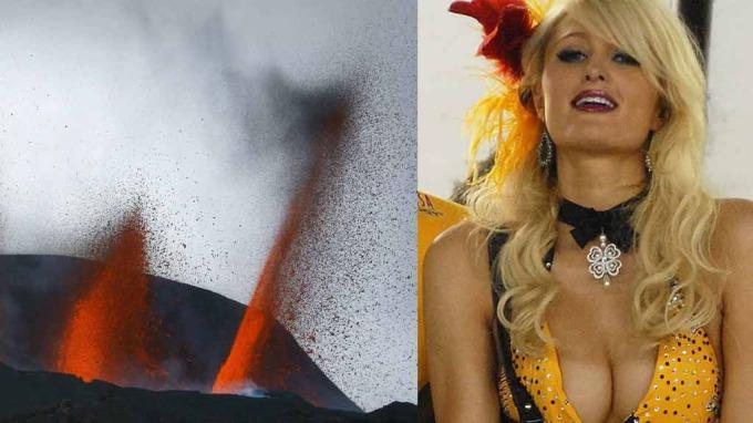 Paris Hilton som navn på vulkan, det dummeste jeg har hørt! thumbnail
