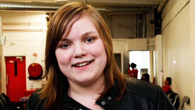 Matilda Marie Gressberg har uten tvil talenter, når kanskje langt i Norske Talenter! thumbnail