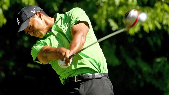 Er Tiger Woods verdens dummeste mann? Kanskje mer verdens kåteste? thumbnail