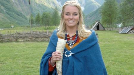 Henriette Bruusgaard heftig og het i «Alt for Norge»! thumbnail