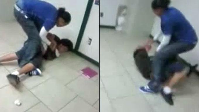 Den kvinnelige læreren Sheri Lynn Davis brukte grov vold mot elev! thumbnail