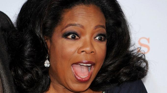Oprah Winfrey vraker Rosie O'Donell, tas av plakaten etter bare fem måneder! thumbnail