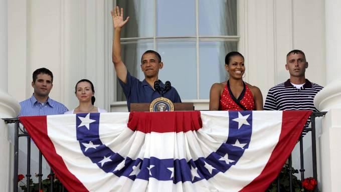 Personlig har Obama & co gitt meg noe av troen tilbake på USA! thumbnail