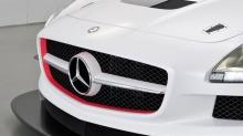 Mercedes slo Audi - på målstreken