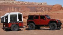 Bobil og caravan: Er dette den drøyeste campingvogna du har sett?