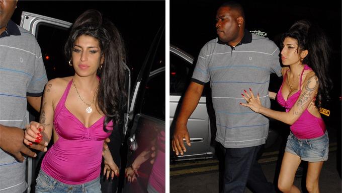 Amy Winehouses med kulemage, har noen smelt henne på tjukken? thumbnail