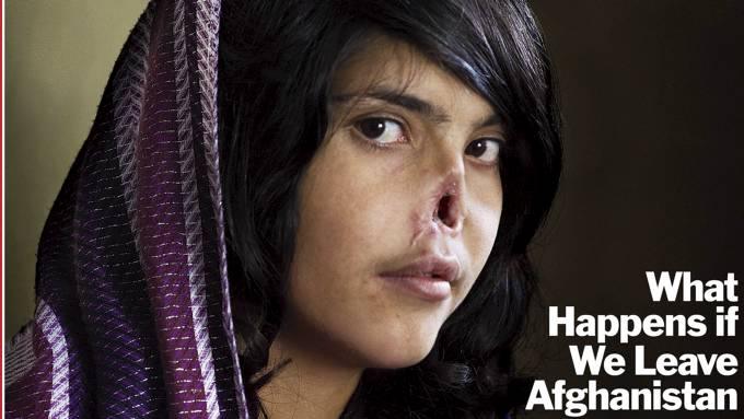 Brutale islamske fanatikere skar av nese og ører på 18 år gamle Aisha! thumbnail