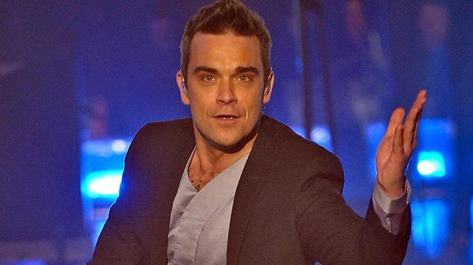 Da ender også villmannen og den tidligere sterkt rusavhengige Robbie Williams opp i ekteskapet! thumbnail