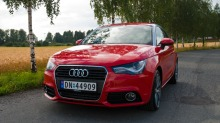 Test: Audi A1 1,6 TDI Ambition