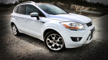 Minitest SUV: Ford Kuga 2,0 TDCi 140hk Powershift