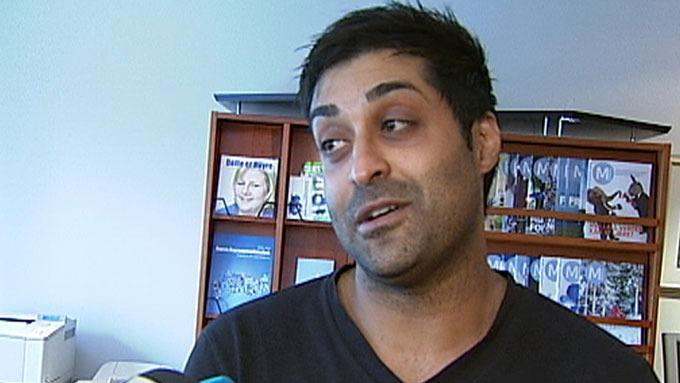 Tommy Sharif opplevde at nnoen satte ut rykter om at han smuglet sprit og narkotika! thumbnail