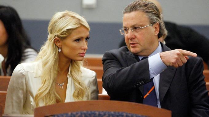 Den sleipe rikmannsdatteren Paris Hilton slapp fengsel, sykt! thumbnail