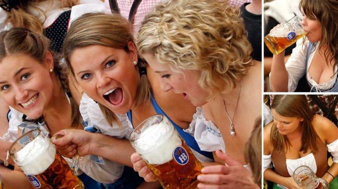 Liker i utgangspunktet både kvinnelige mugger, og mugger inneholdende duggfrisk øl! thumbnail