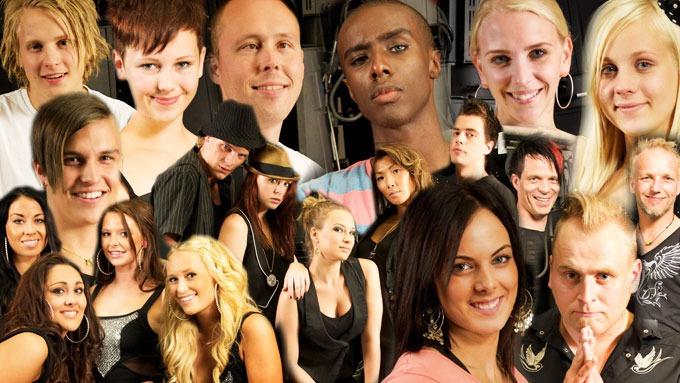 Her er X Factor-finalistene