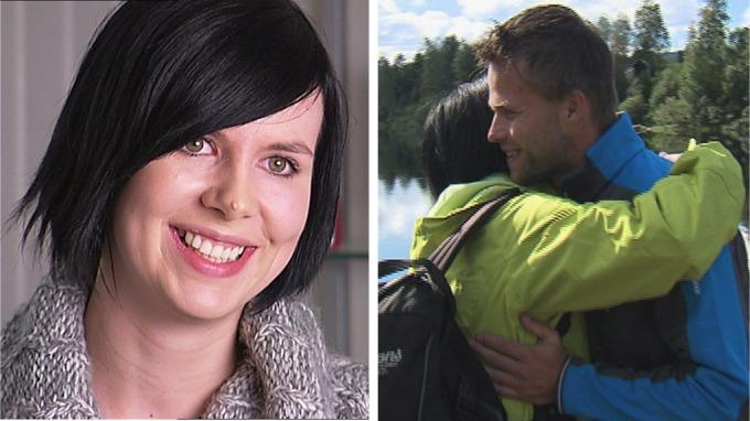 Anneli Waleniussen er ei vakker kvinne, og bør velges av André Olsen til slutt! thumbnail