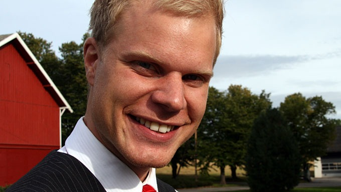 Christian Fredrik Sandberg valgte vakre Jeanett Vasskog! thumbnail