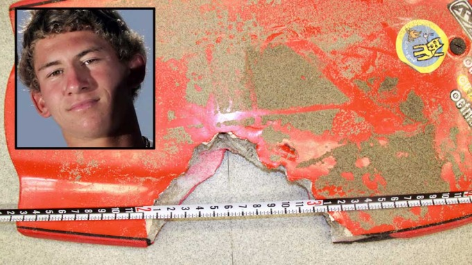 19-åring surfet i California, ble angrepet og drept av hai! thumbnail