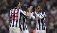 West Brom jakter sin 50. seier over Manchester City