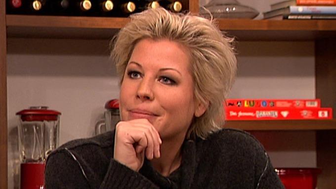 Anne-Kat. Hærland mener Kari Jaquesson burde ha ventet med å mobbe fetingene! thumbnail