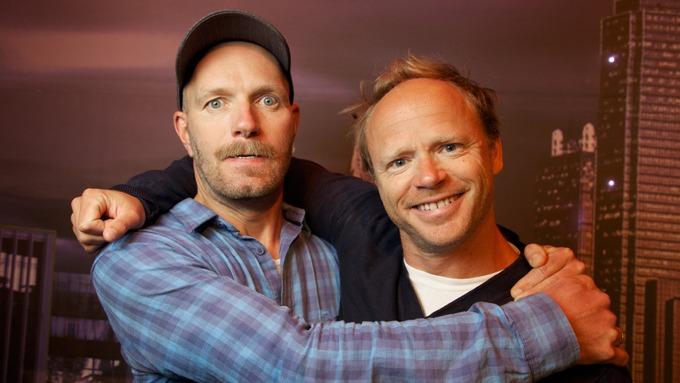 Tufte Johansen og Harald Eia i gang med syk humor igjen, med «Storbynatt»! thumbnail