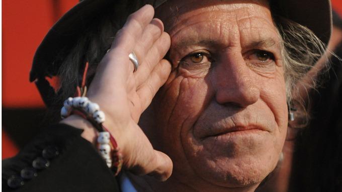 Keith Richards snortet asken av sin egen far, er det bedre en å snorte kokain? thumbnail