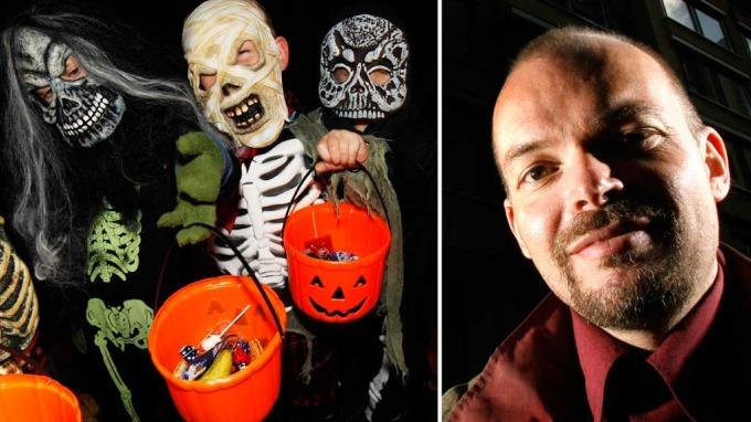 Halloween en unorsk tradisjon som ikke hører hjemme her i landet! thumbnail