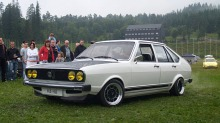 Bilen min: Håkons 1975 Volkswagen Passat