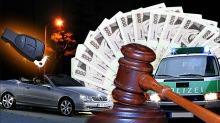 Meldte bilen stjålet – ble dømt for svindel