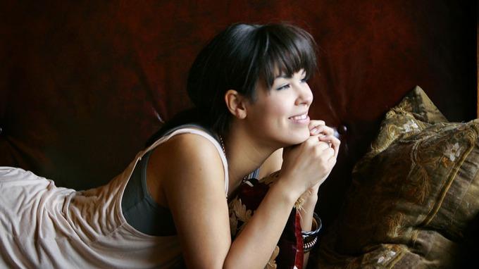 Vakre og sexy Maria Mena elsker filmene til Bent Hamer! thumbnail