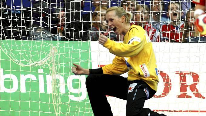 Katrine Lunde Haraldsen nest best i verden
