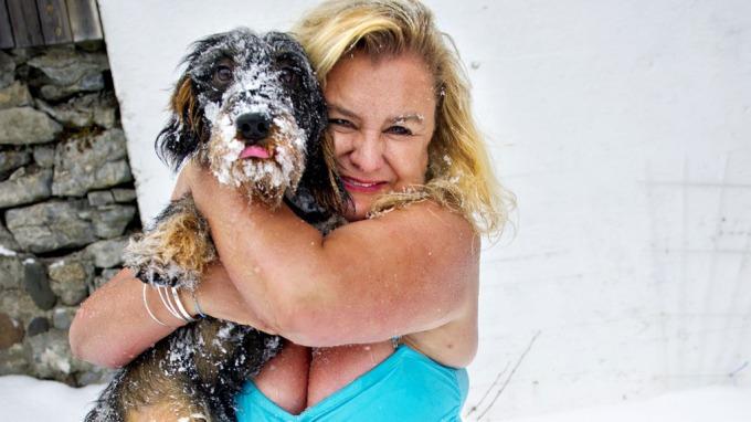 Den humørfylte kvinnen Hilde Skovdahl foretrekker et liv uten alkohol! thumbnail