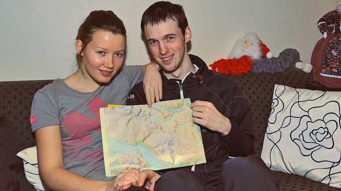 Madeleine Hanssen reddet livet til sin kjære Morten Solseth Roan! thumbnail
