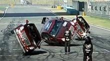 Dette kaller vi heftig bilkjøring!
