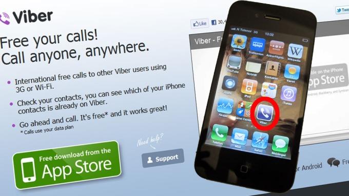 Har du lyst til å ringe gratis med iPhone, slik går du frem! thumbnail