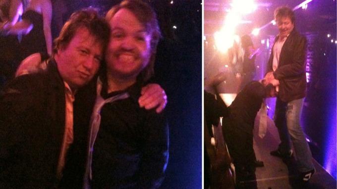 Charter-Svein Østvik og Vidar Letho kjørte showet på TV3 fest, to galning! thumbnail