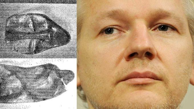 Her er «kondombeviset» mot Wikileaks Julian Assange, kekke-helten vi alle beundrer! thumbnail