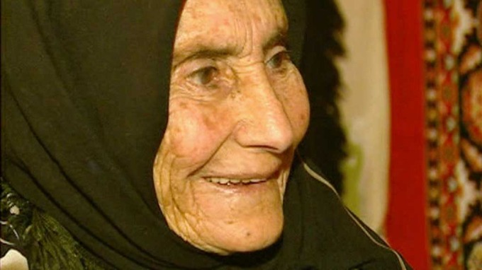 Kishmir Muharremov er verdens eldste kvinner, hun er 126 år gammel! thumbnail