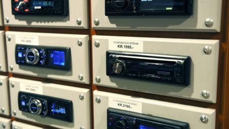 For noen år siden var hypen rundt DAB-radio i bil stor. Spørsmålet er om det norske markedet er stort nok til at utvalget tar seg opp igjen. Foto: Egill J. Danielsen