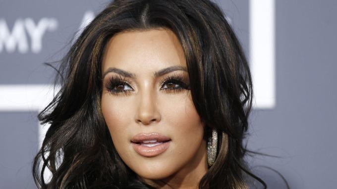 Kim Kardashian er ikke helt fornøyd med utseendet sitt, jeg kunne sett bedre u! thumbnail