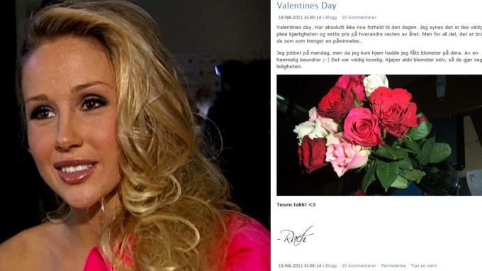 Rachel Nordtømmes blogginnlegg skaper spekulasjoner, medialudder elsker oppmerksomhet! thumbnail