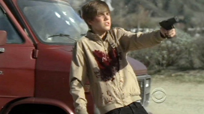 Justin Bieber blir skutt i «CSI», måtte han forbli død! thumbnail
