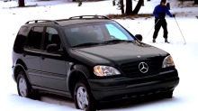 Mercedes tilbakekaller ML
