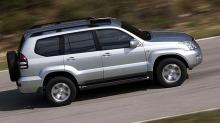 Toyota Land Cruiser: - Vil ikke se ut som hverken kidnapper eller pizzabud