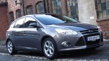Test: Ford Focus 1,6 TDCI Titanium: Rett i teten