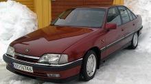 BILEN MIN: Egils Opel Omega 3,0 CD