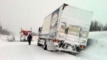 Vil ha nye regler for vinterdekk på tunge kjøretøy