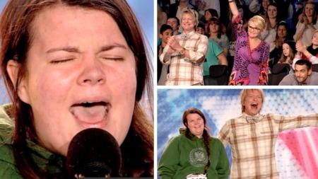 Gro Marit Larsen, Gude-benådet sangerinne, eller døgnflue som snart vil bli glemt? thumbnail