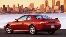 Honda Prelude: Sportsbil til 35 000 kroner.