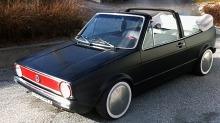 BILEN MIN: Kjells VW Golf cabriolet er ikke som alle andre