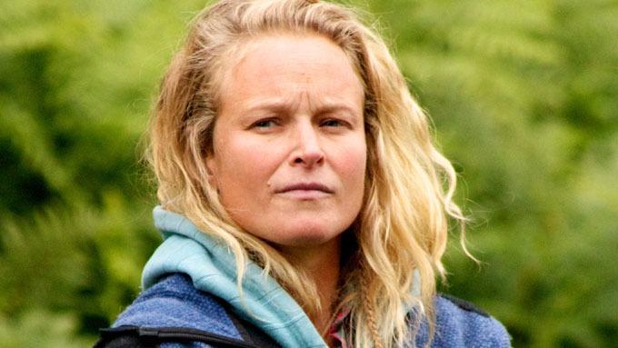 Farmen-Kristin innser at hun er veldig lite imøtekommende overfor de nye! thumbnail